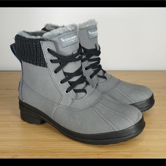 98125b2d2e3 UGG Australia Koolaburra Sylia Waterproof Boot NWT